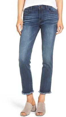 Women's Dl1961 Mara Ankle Straight Leg Jeans $188 thestylecure.com