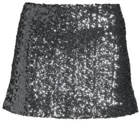 Alexis Avanti Sequin Mini Skirt