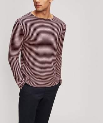 Oliver Spencer Hardy Long Sleeve T-shirt