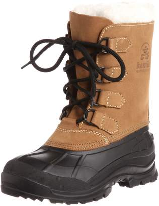 Kamik Women's Alborg Boot,-Brun/Pale