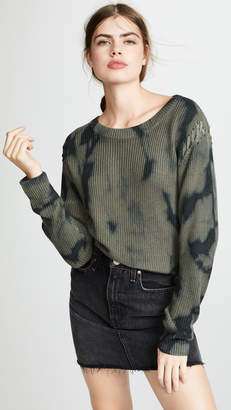 Splendid Stitch Sleeve Pullover