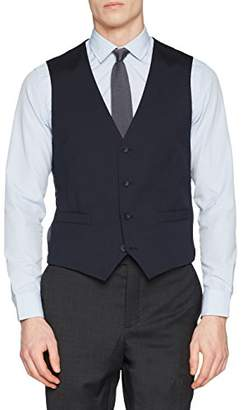 Esprit Men's 038eo2h001 Waistcoat