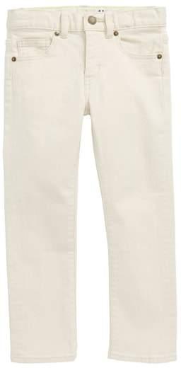 crewcuts by J.Crew Ecru Slim Fit Pants