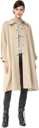 Belstaff Alne Trench Coat $1,295 thestylecure.com