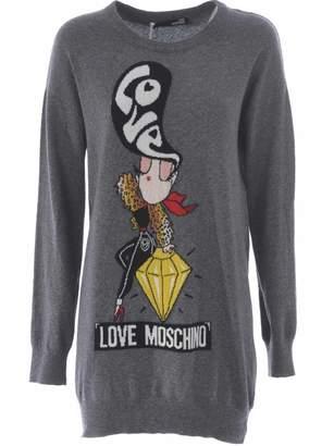 Love Moschino Day Dress