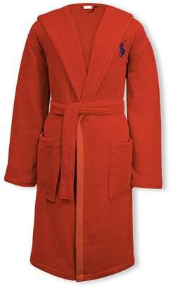 Ralph Lauren Home Player bath robe