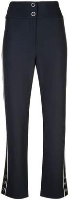 Jonathan Simkhai side stripes tailored trousers
