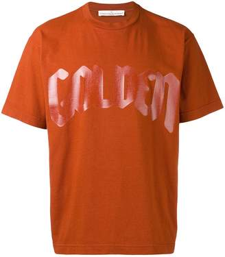 Golden Goose 'golden' print T-shirt