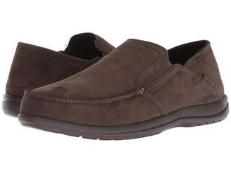 Crocs Santa Cruz Convertible Leather Slip-On