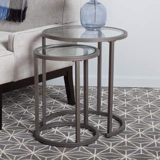 Studio Designs HOME Camber 2 Piece Nesting Tables