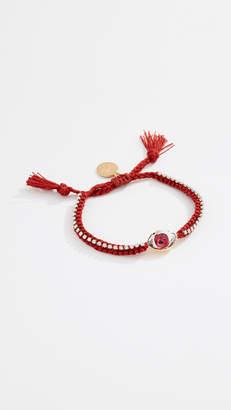 Venessa Arizaga Crystal Eye Bracelet