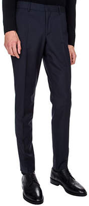 The Kooples Pique Wool Suit Pants