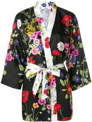 Blugirl floral print kimono