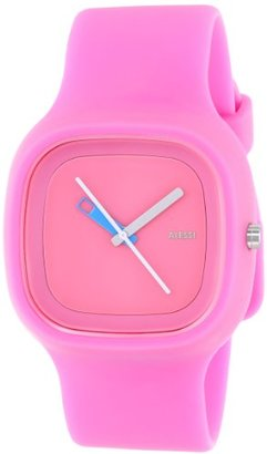 Alessi (アレッシー) - アレッシィ ALESSI kaj karim rashid カリム・ラシッド AL10014 ピンク ウォッチ 腕時計