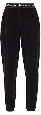 Alexander Wang Women's Velour Sweatpants