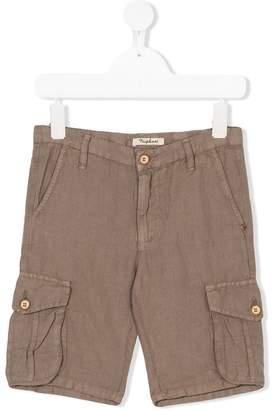 Nupkeet cargo pocket shorts