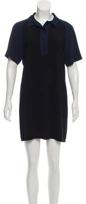 Cédric Charlier Short Sleeve Mini Dress w/ Tags