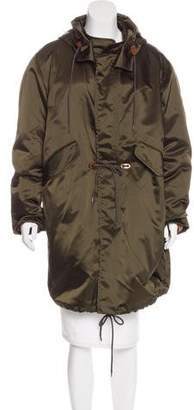 Sofie D'hoore Clever Shearling-Lined Coat