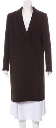 Haider Ackermann Wool Knee-Length Coat