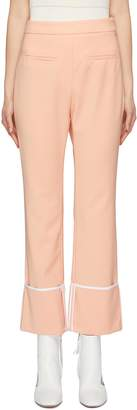Ellery 'Bembe' roll cuff suiting pants
