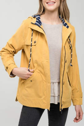 Blu Pepper Lightweight Hooded Jacket