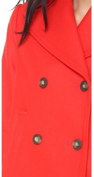 Club Monaco Autumn Coat