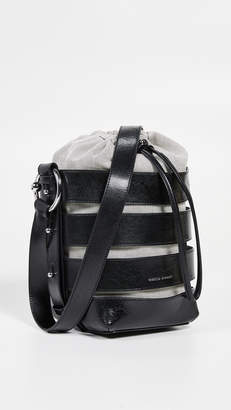 Rebecca Minkoff Cage Convertible Bucket Bag
