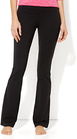 New York & Co. Love, NY&C Collection - Shimmer Yoga Pant - Average