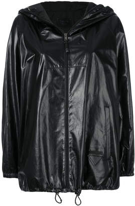 Prada hooded jacket