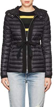 Moncler Women's Periclase Down Tech-Taffeta Jacket