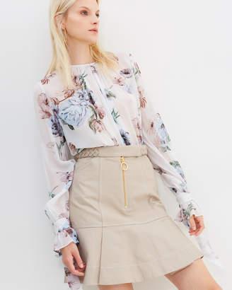 Lover Legacy Mini Skirt