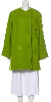 Jaeger Short Wool Coat
