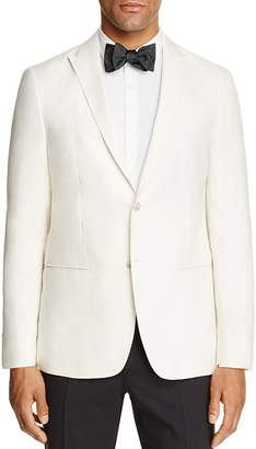 John Varvatos Star USA LUXE Linen Regular Fit Tuxedo Jacket $375 thestylecure.com