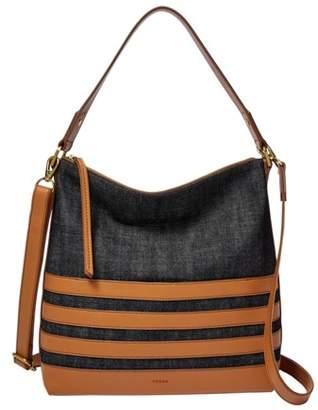 ea29ac49a Fossil Amelia Hobo Handbags Denim