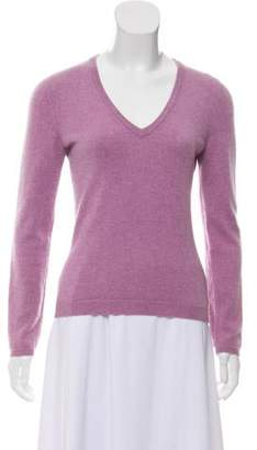 Brunello Cucinelli V-Neck Cashmere Sweater