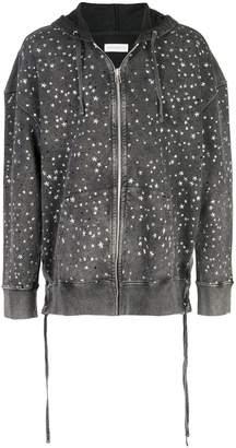 Faith Connexion star studded jacket