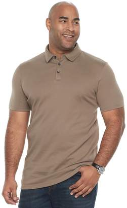 Apt. 9 Big & Tall Regular-Fit Soft Touch Stretch Interlock Polo