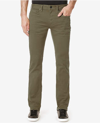 Buffalo David Bitton Men's Six-X Straight Fit Stretch Jeans