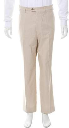 Canali Striped Dress Pants w/ Tags