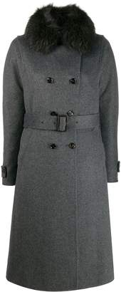 Moorer double breasted coat