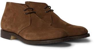 Church's Sahara Suede Desert Boots