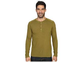 The North Face Long Sleeve Crag Henley Men's Clothing