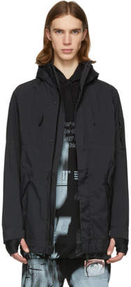 11 By Boris Bidjan Saberi Black Dont Jacket