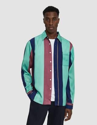 Saturdays NYC Perry Napoleon Button Down Shirt