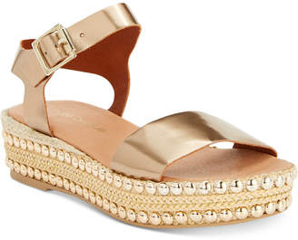 Andre Assous Vergie Espadrille Flatform Sandals