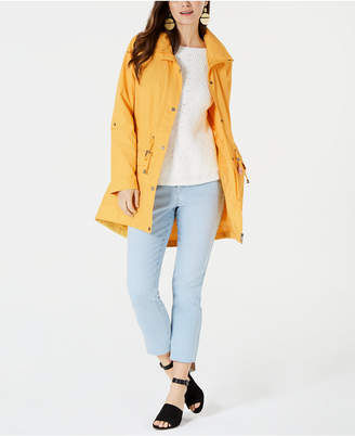 Style&Co. Style & Co Mock-Neck Utility Jacket