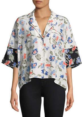 Joie Desmonda Silk Shirt
