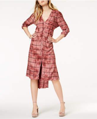 American Rag Juniors' High-Low Tie-Dye Tunic, Created for Macy's