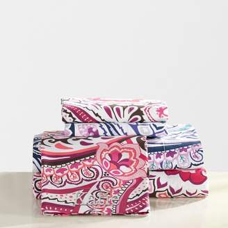 Pottery Barn Teen Vintage Paisley Sheet Set, Twin/Twin XL, Warm