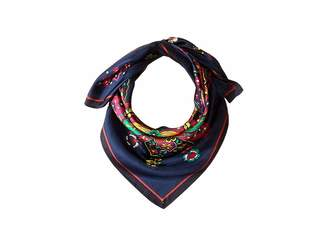 Echo New Dehli Silk Square Scarf